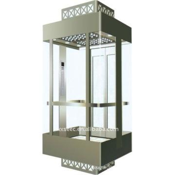 Square Sightseeing Elevator