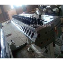 Linha de produção nova da folha da espuma do PVC do projeto / placa