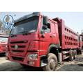 Camion benne 6X4 360HP LHD 30 - 40tons