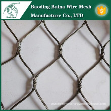 Woven technique stainless steel wire mesh with best quality