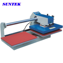 Sublimation Heat Press Upglide Pneumatic T-Shirt Transfer Printing Machine