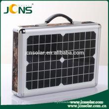 Hot sale !!! and factory price solar briefcase ,solar generator briefcase