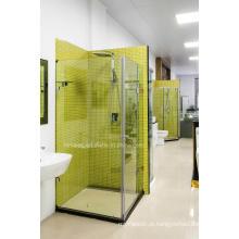 Armário do chuveiro do fornecedor padrão australiano com dobradiça (H3174)