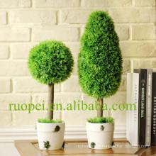 Arbres bonsaï artificiels décoratifs en gros