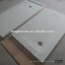 KKR alta qualidade acrílico chuveiro bandeja, base de chuveiro
