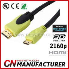 Tipo HDMI A tipo C Cable 1.4
