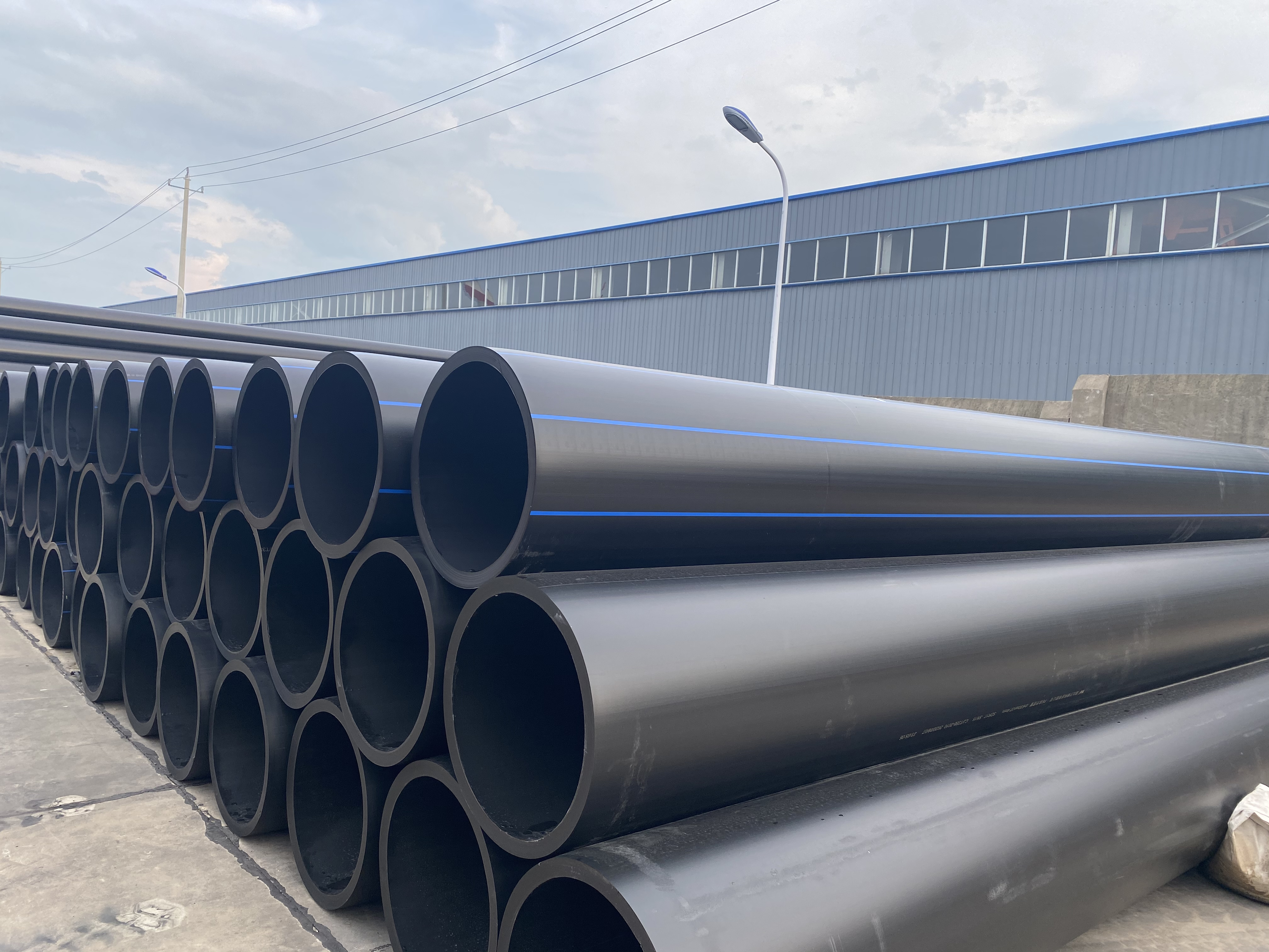 HDPE pipe 1200