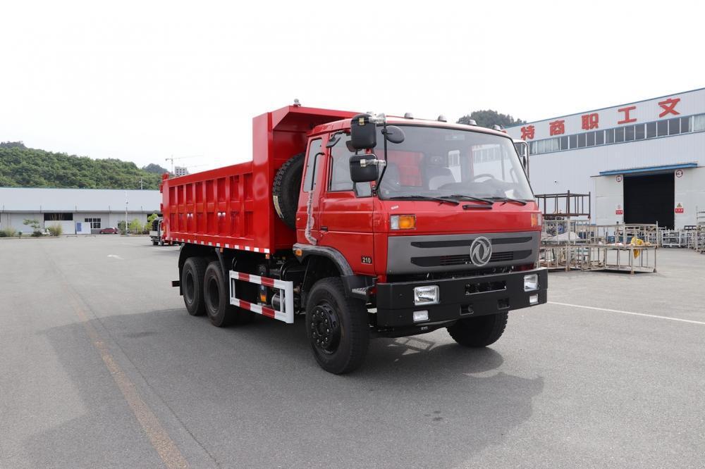 20 T Dump Truck 11