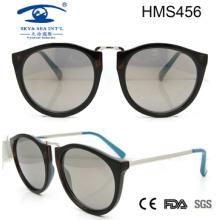 Gafas de sol calientes del acetato de la manera de la venta (HMS456)