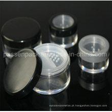 Pó de plástico solto para embalagem de pó de bebê (PPC-LPJ-008)