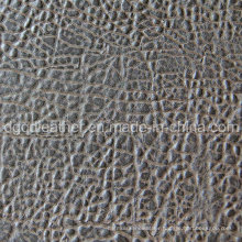 Top Sell Upholstery PVC Leather (QDL-US0132)
