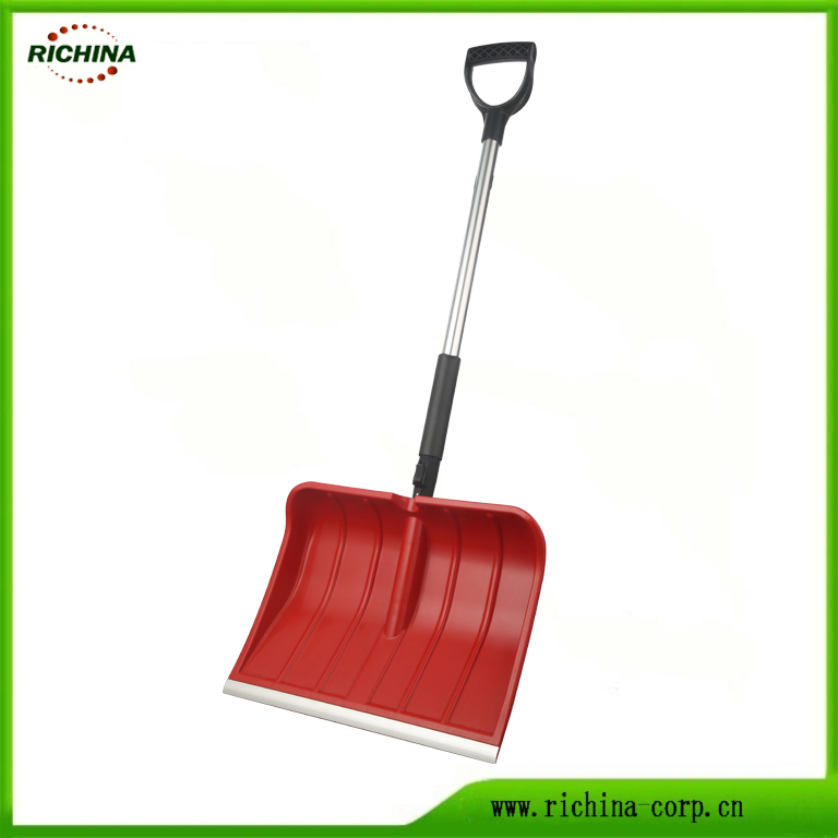 Snow Shovel with Adjustable Handle
