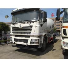 Camión hormigonera Shanqi 8x4