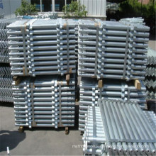 Steel Handrail Fence Barrier Railing Ball Joint Stanchion