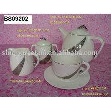 Café de la porcelana 15pcs fijado para BS09202