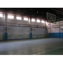 O assoalho interno do basquetebol dos esportes do PVC / esteira Fiba Certificate
