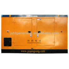 Conjunto de generador eléctrico a prueba de lluvia CUMMINS de la eficacia alta 225KVA (GF180C)