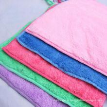 dupla face toalha de lã de microfibra coral exportação para o Vietnã