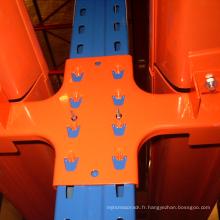 Solution de stockage haute densité personnalisée