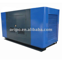 China famosa marca shangchai soundproof genset con combustible diesel