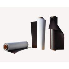 Изотропный резиновый магнит с ПВХ и УФ-покрытием