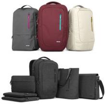Resistente al agua ligero Profesional Doule Gussets Business Laptop Mochila Daypack paquete de bolsa de hombro 20 pulgadas