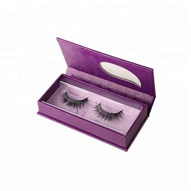 Excellent Custom Cardboard Eyelash Packaging Box