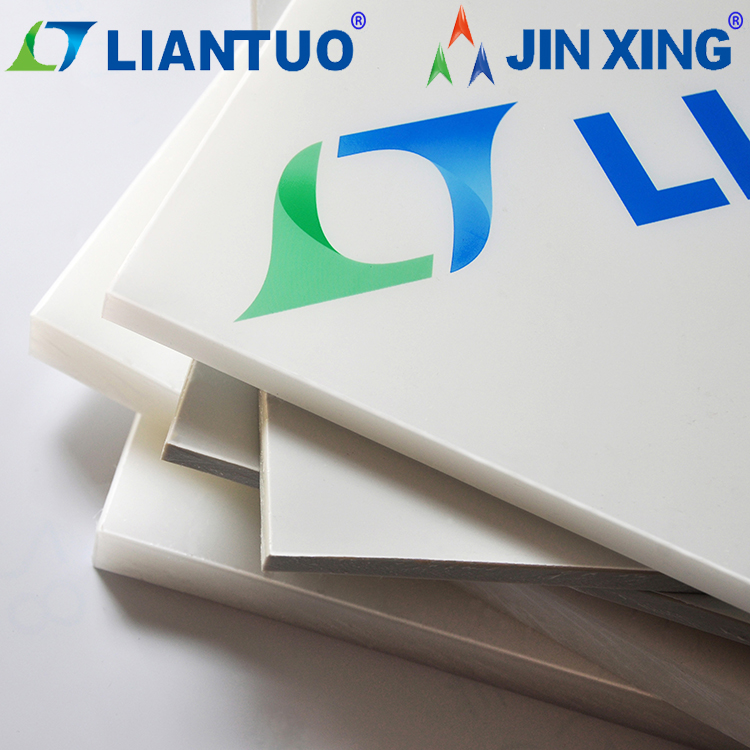 PP Sheets Plastic Polypropylene White Grey Sheets