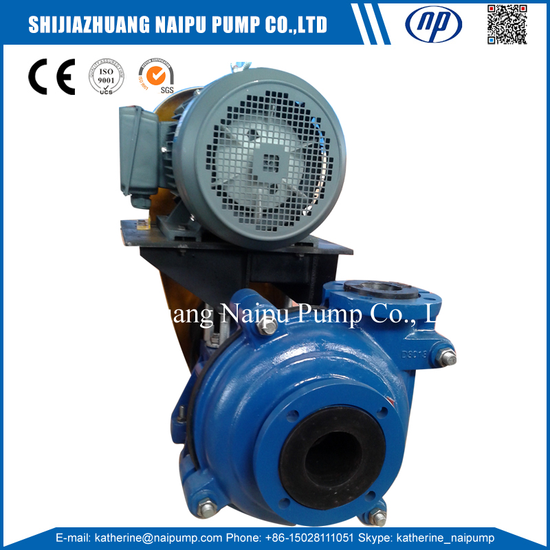 3 Inch Rubber Liner Pump