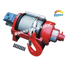 Self Recovery Winch for Trailer