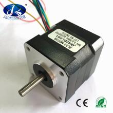 4000Rpm 0.0625Nm 8 pôles 2 moteur brushless de la phase 24v DC, moteur sans brosse de moteur du courant continu pour la certification de la CE