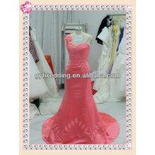2013 heißer Verkaufs-Soem-Großverkauf der Mittleren Osten muslimischen Hochzeits-Kleid-Abbildungen GYF502