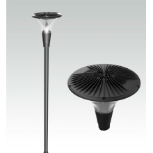 2014 nuevo tipo de patente LED de luz de jardín con postes de luz de jardín
