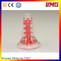 Dental Special Silicone Rubber Mixing Head Tips Mixture Mixing Tip
