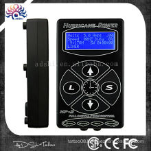 Top Hurricane Digital DUAL Tattoo Power Supply Black