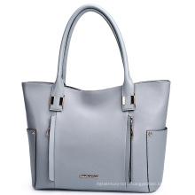 Handmade New Woman PU Handbag Fashion Designer Lady Bag (ZX10170)