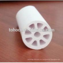 Catión cerámica porosa industrial a medida o membrana cilíndrica de intercambio iónico