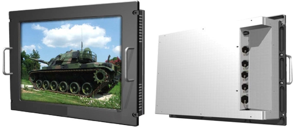 Rack Mount Screen