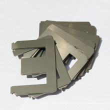 Silicon Steel EI Lamination Iron sheet types for Transformer