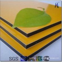 Painel de revestimento de alumínio ao ar livre de 4mm