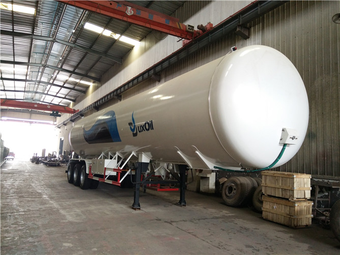 3 axles LPG Tanker Trailers