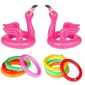 Eastommy nuevos productos Flamingo Inflatable Ring Toss Game