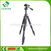 Легкий штатив для цифровой камеры с 3-сторонней панорамирующей головкой