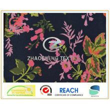 600d Oxford Flower Printing Fabric (ZCGP074)