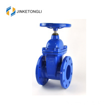 JKTLCG045 direct buried carbon steel sw gate valve