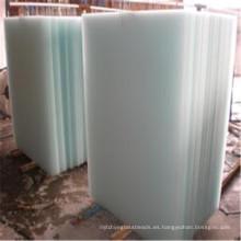 Tinted Decoratvie Art Acid Etched Glass para muebles de vidrio