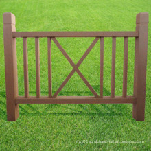 Eco-Friendly and Waterproof Composite Railing for Park and Garden 100*50