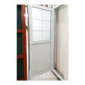 Portes de toilettes en plastique pvc / upvc de taille standard meilleur prix à kuala lumpur
