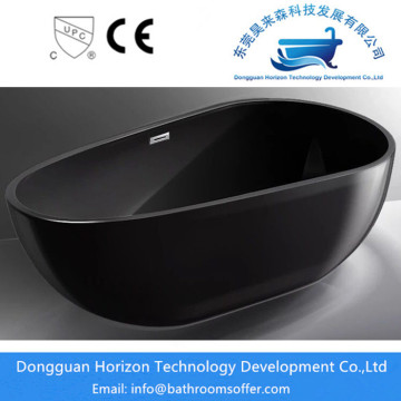 All black acrylic bathtub acrylic tubs
