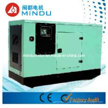 Ce Aprovado 50kVA Weichai Huafeng Tipo Silencioso Grupo Gerador Diesel